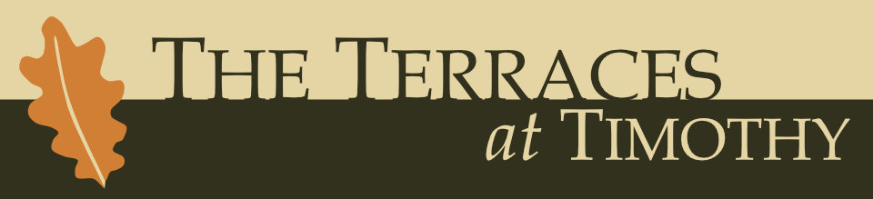 The Terraces At Timothy Condominiums Logo